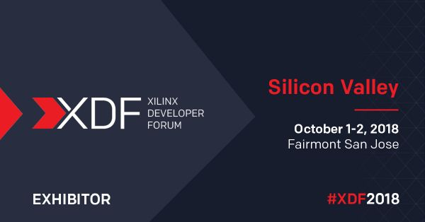 The Xilinx XDF Silicon Valley website