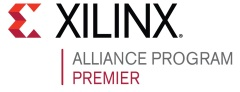 Xilinx Alliance Program Premier Member
