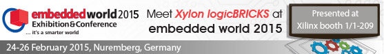 Xylon at Forum: FPGAs in der Praxis - May 2014