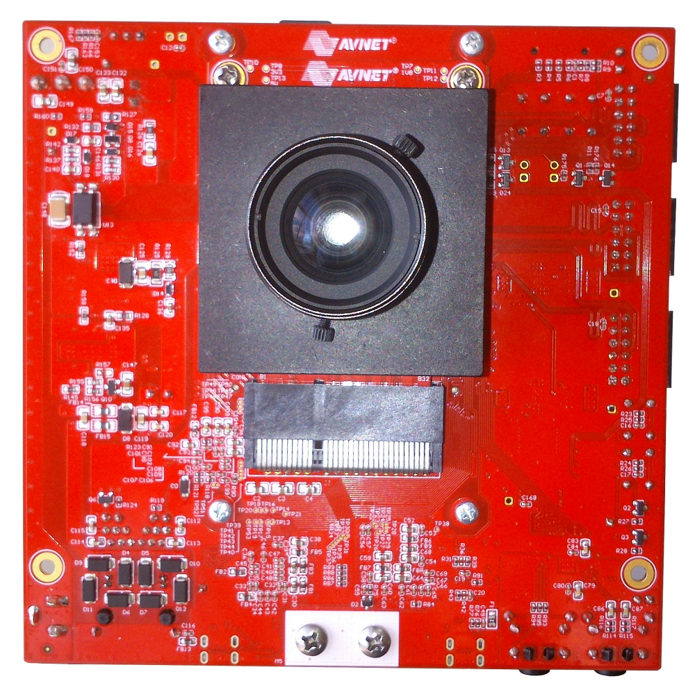 Quick Start - Face Tracking for Xilinx Zynq SoC
