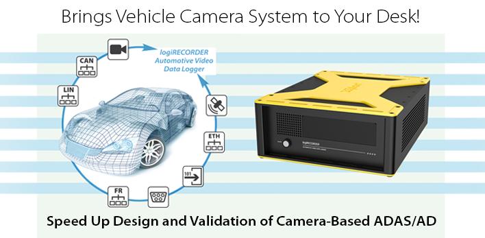 Auto Data Logger : Automotive video data loggers
