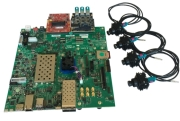 logiVID-ZU Hardware Platform for Xilinx Zynq UltraScale+ MPSoC based Multi-Camera Vision Development