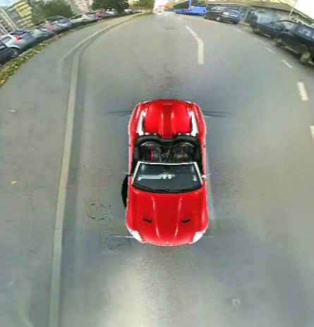 Four Camera Surround View Driver Assistance Systems